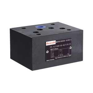 Гидроклапаны Z1S 10. Обратный клапан Z1S 10 Гидроклапаны Z1S 10, Обратные клапаны Z1S 10 Рексрот