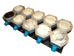 АГ28-51-200, Гидрораспределитель дросселирующий АГ28-1