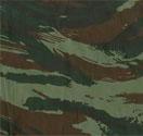 французский тигровый камуфляж Lizzard pattern