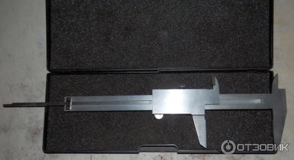 Штангенциркуль механический Sigma фото