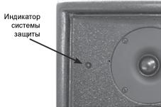 Индикатор системы защиты APart MASK8