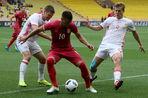 Россия и Сербия сыграли вничью в товарищеском матче