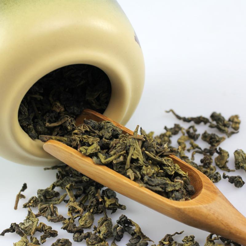 бамбук чайная ложка изогнутая ложка чая листья чая измерение кунг чай acessaries