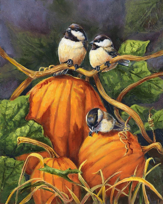 30x45см благодарение полиэстер тыквы птицы приветствовать флаг украшение сада праздник
