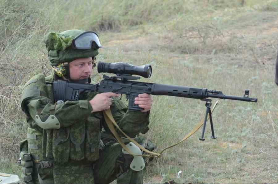 Спецназ и разведка - элита воинских частей