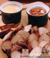 Фото к рецепту: Свиное филе, приготовленное на гриле