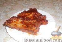 Фото к рецепту: Острые свиные ребрышки в соусе