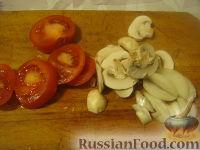 Фото приготовления рецепта: Скумбрия, запеченная в фольге - шаг №5