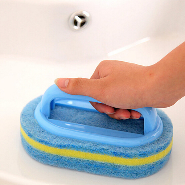 обрабатывать ванну кисть