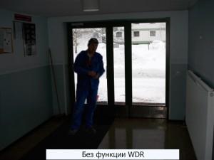 функция D-WDR в камерах видеонаблюдения