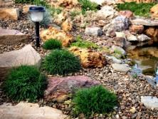 альпинарии, натуральный камень, ландшафтный дизайн
