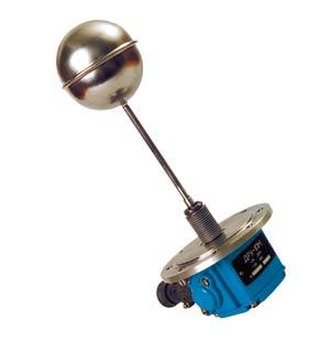 Датчик-реле уровня жидкости ДРУ-1ПМ