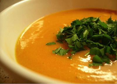 Тыквенный суп крем