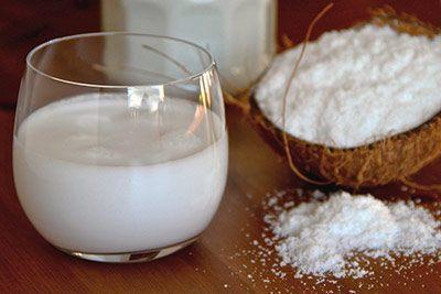 Молоко из кокоса