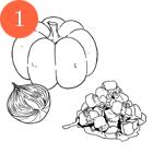 Рецепты шефов: Дим-самы скреветками, уткой и тыквой. Изображение № 4.
