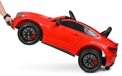 Детский электромобиль M 4010EBLR-3