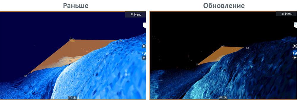 Высококонтрастный StructureScan 3D