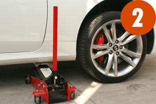 Инструкция по установке автобаферов (поднимаем машину)