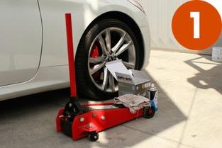 Инструкция по установке автобаферов (подготовка)