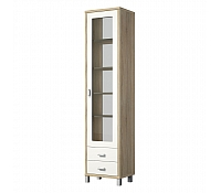 Шкаф с витриной ВК-04-02