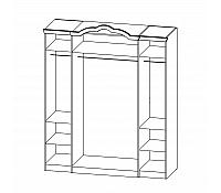 Шкаф для одежды СП-002-14