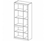 Шкаф комбинированный МН-034-02