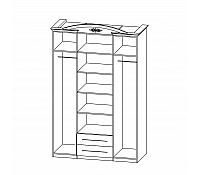 Шкаф для одежды СП-001-03