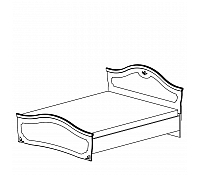 Кровать<br />  СП-002-12
