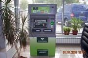 Оформление банкоматов пластиковыми панелями