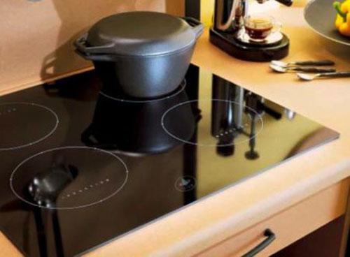 Особенности индукционных плит