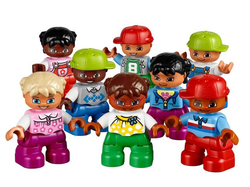 lego duplo people
