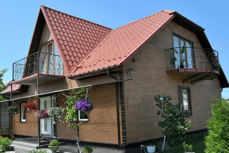 Фасадные панели Альта-Профиль