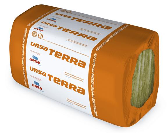 Минеральный утеплитель TERRA