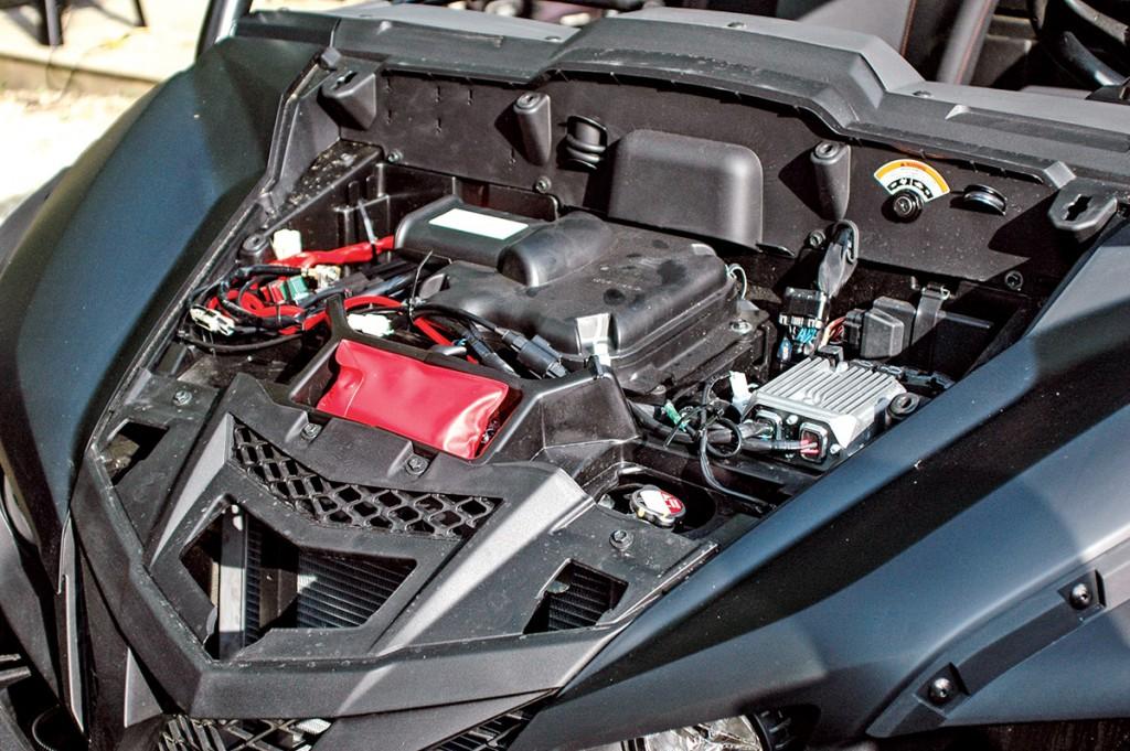 Yamaha Wolverine X2 SE - 007