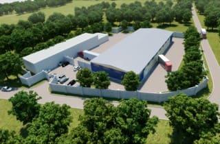 Проектирование промышленных зданий