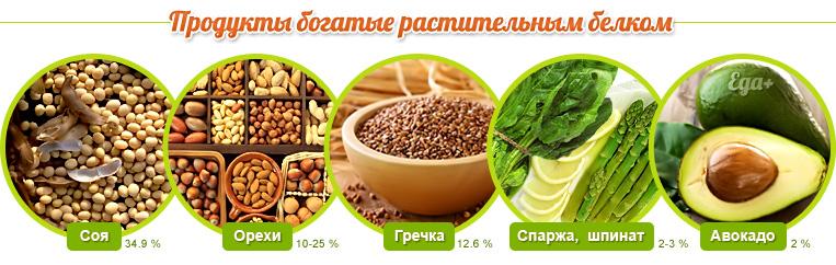 Растительный протеин белок в Молдове