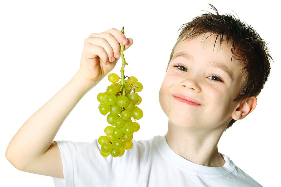 Проантоцианиды, содержащиеся в виноградных зернах