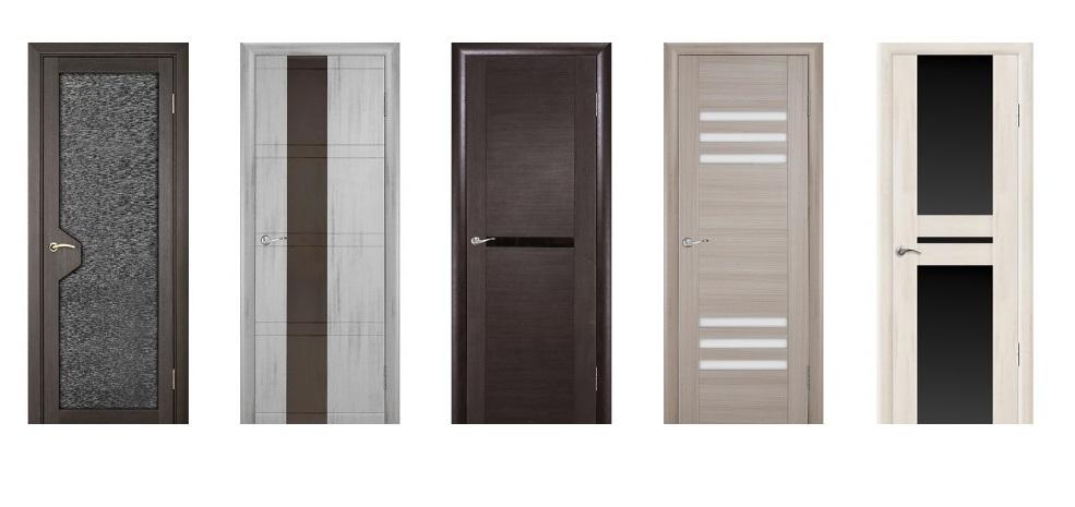 Двери серии Модерн