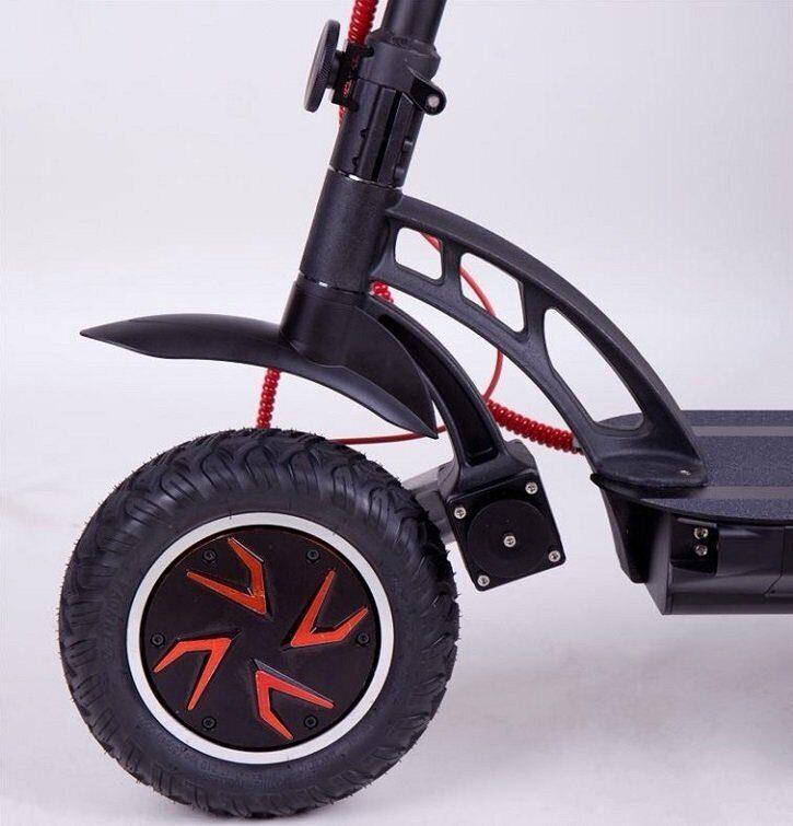 Kugoo G-Booster колесо электросамоката