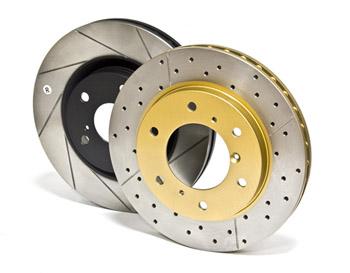 Устройство тормозных дисков