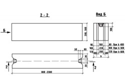 Схема блоков ФБС