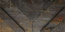 Cast Iron Black Natural Decor Ramp 30x60