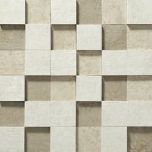 Apavisa Nanoevolution ivory striato mosaico 5x5