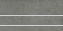 Apavisa Nanoevolution antracite striato listas mix 5x60/10x60/15x60