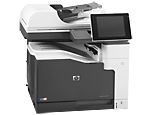 Цветное МФУ HP LaserJet Enterprise 700 M775dn
