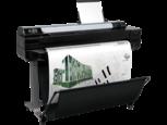 Принтер HP DesignJet T520, 914 мм