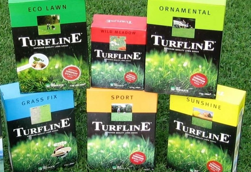 Упаковки с семенами