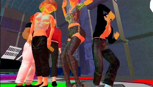 бесплатная онлайн игра Second Life