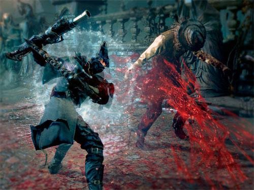 Состоялся выход экшн RPG BloodBorne на PlayStation 4