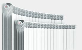 Специальное исполнение радиаторов